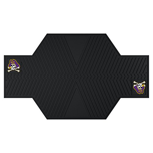 Fanmats East Carolina University Motorcycle Mat, 82.5