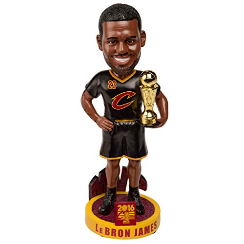 FOCO Cleveland Cavaliers James L. #23 2016 NBA Champions MVP Bobble by FOCO