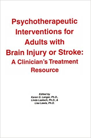 Psychotherapeutic Interventions for Adults with Brain Injury or