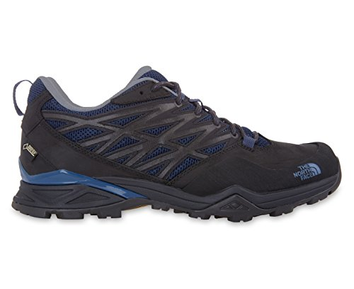 The North FaceHedgehog Hike Gtx - Zapatos de Low Rise Senderismo hombre Gris - gris/azul