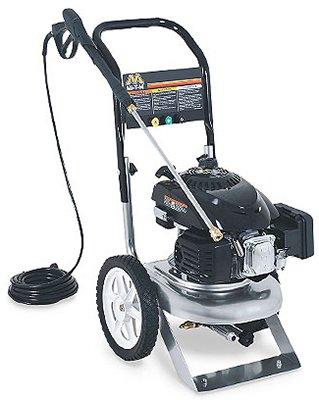 Mi-T-M ChoreMaster 2600 psi Mi-T-M Engine Cole Water Gas Pressure Washer by Mi-T-M