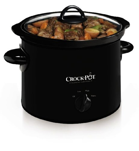 Crock-Pot SCR300-B Manual Slow Cooker image