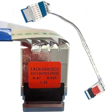 Cable LVDS / Fat EAD63990501 LG 32LK6200PLA: Amazon.es: Electrónica