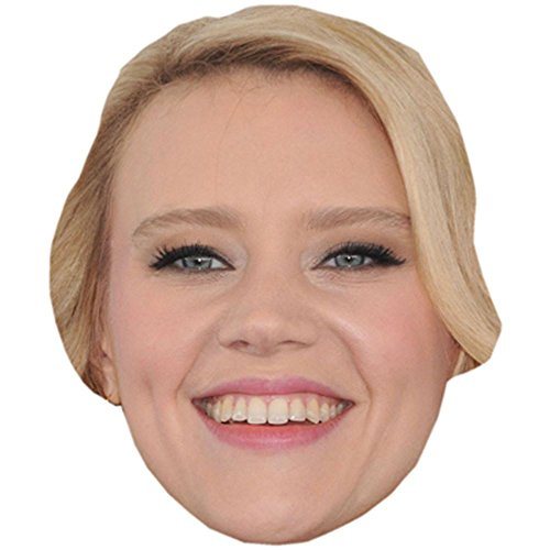 Kate McKinnon Celebrity Mask, Card Face and Fancy Dress Mask