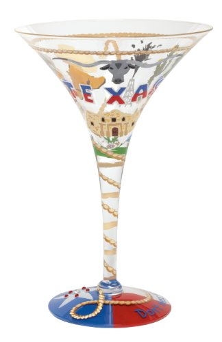 Lolita Love My Martini Glass, Texas-Tini by Unknown