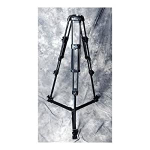 DMKFoto Professional 2-Stage Video Tripod with 75mm Bowl / Spreader