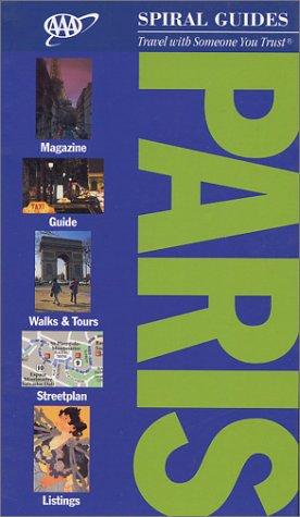 AAA Spiral Guides Paris -