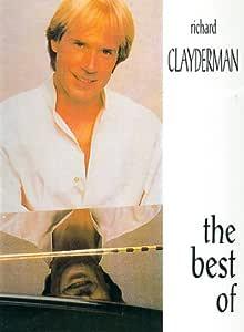 The Best of Richard Clayderman. Partituras para Piano