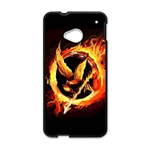 HTC One M7 Cell Phone Case Black Hunger Games HLK Fashion Phone Case Generic