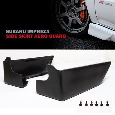 (02-07 Subaru Impreza WRX PU Side Skirts Aero Guards)