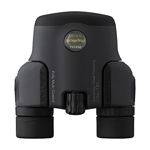 Pentax 8.5x21 U-Series Papilio II Binocular