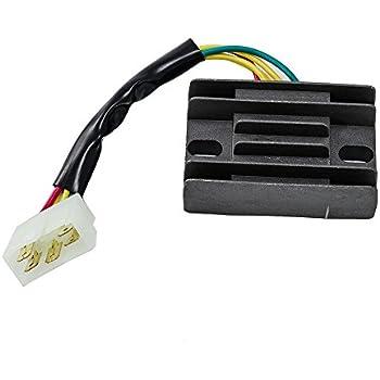 Voltage Regulator Rectifier For Suzuki Quadrunner