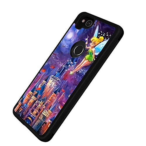 Case Compatible Google Pixel 2 (5 Inch) Tinkerbell at Cinderella Castle