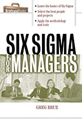 Six SIGMA for Managers Unbound