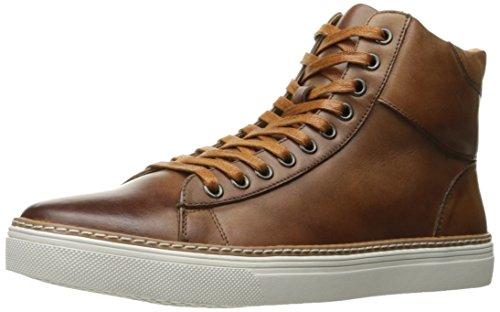 Inglese Lavanderia Mens Anerley Moda Sneaker Cognac