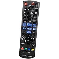 Replacement Remote Controller use for Panasonic DMP-BD65 DMP-BD85K DMP-BDT100 DMP-BDT105
