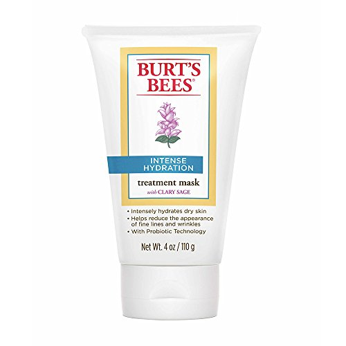 - Burt's Bees Intense Hydration Treatment Mask, 4 Ounce