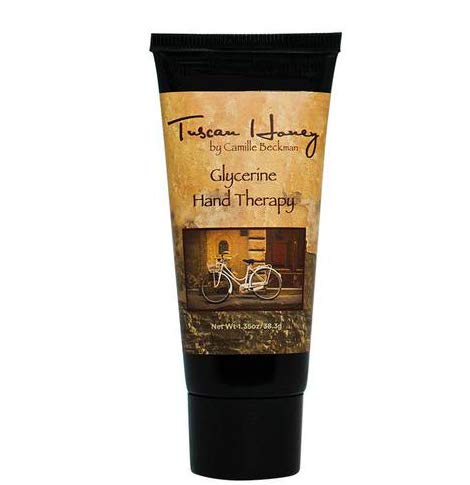 (Camille Beckman Glycerine Hand Therapy, Tuscan Honey, 1.35 Ounce)