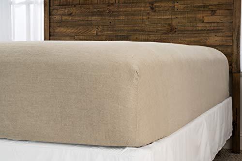 Len Linum European Made Pure Linen Sheets Set