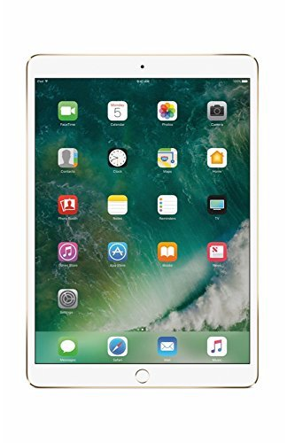 Apple iPad Pro 10.5-Inch 256GB Gold (WiFi Only, Mid 2017) MPF12LL/A