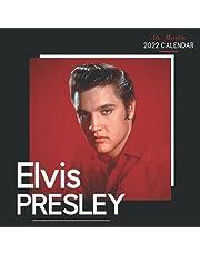 Elvis PRESLEY 2022 Calendar: Fabulous Calendar 2022 for fans in 8.5x8.5 inch