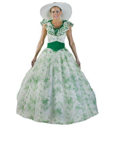 Women's Scarlett O'Hara Southern Belle Dress M