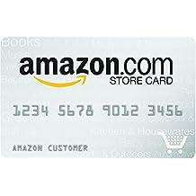 Amazon.com Store Card