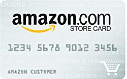 The information shown on this page is provided by the bank and is believed to be accurate at the time of posting (January 1, 2017). To see full terms and apply use a desktop browser to visit amazon.com/amazonstorecard. Annual Percentage Rate Purchase...