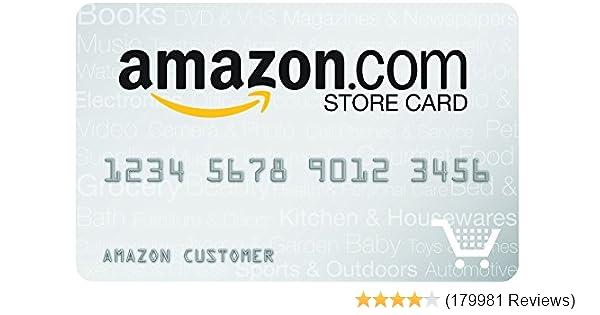 Amazon.com: Amazon.com Store Card: Credit Card Offers