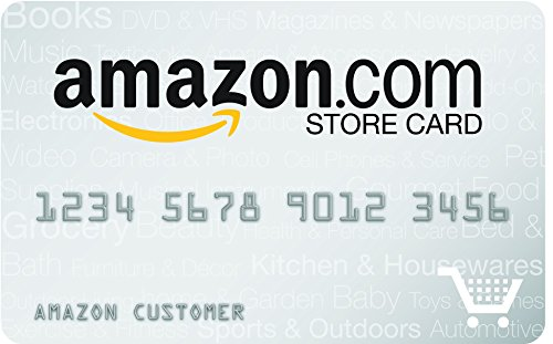 Amazon.com Store Card (My Store Pay Bill Card Amazon)