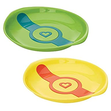 Bowls & Plates 5 Pack Multi Plates By Munchkin Moderate Cost