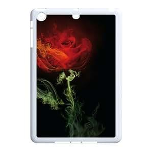 Unique Phone Case Design 13Red Rose And Love- For Ipad Mini Case