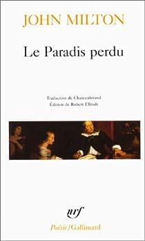 Le paradis perdu par Milton