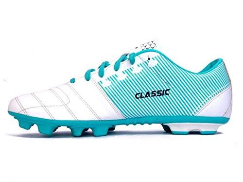 Buy SEGA White Classic Football Shoes