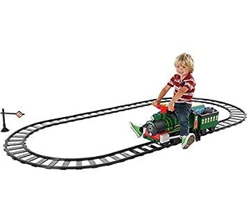Ans Ride on Light /& Sound train Costume Âge 3