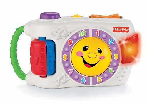 Fisher-Price Laugh & Learn Learning Camera by Fisher-Price