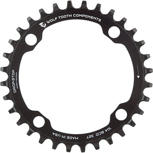 Wolf Tooth Components Standard Chainring - 104 BCD from Wolf Tooth Components