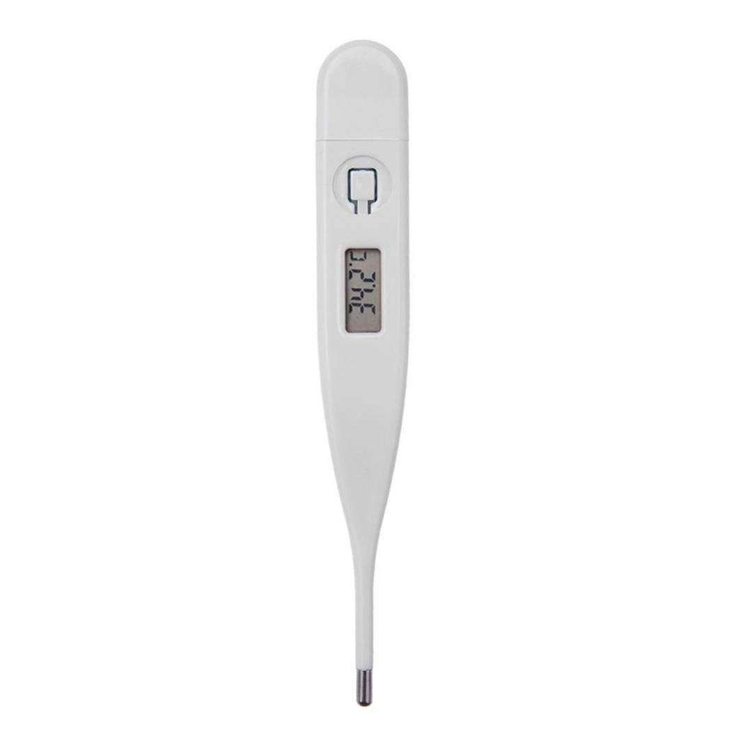 hellvery A4028 Daily Digital Thermometer Portable LCD Display Electronic Baby Thermometer Thermometers