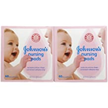 Johnson's Nursing Pads - Contour - 60 ct - 2 pk