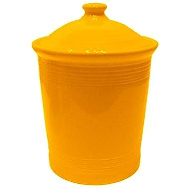 Fiesta Tangerine 573 3-Quart Large Canister