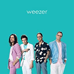 10-track covers LP by the American rock band, which they've dubbed 'The Teal Album'. The tracklist comprises mainly '80s-themed covers, kicking off with the band's chart-topping version of Toto's 'Africa' and also featuring renditions of Tear...