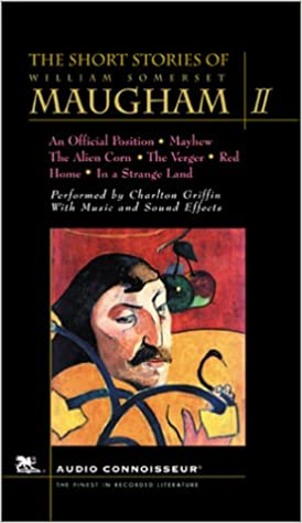 Buy the short stories of william somerset maugham the official buy the short stories of william somerset maugham the official positionmayhewthe alien cornthe vergerred homein a strange land 2 book online at low fandeluxe Choice Image