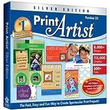 Print Artist 22 Silver Edition (Jewel Case)