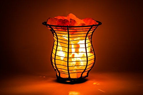 Salt Lamps Importers Germany : Hemingweigh Himalayan Glow Natural Air Purifying Himalayan - Import It All