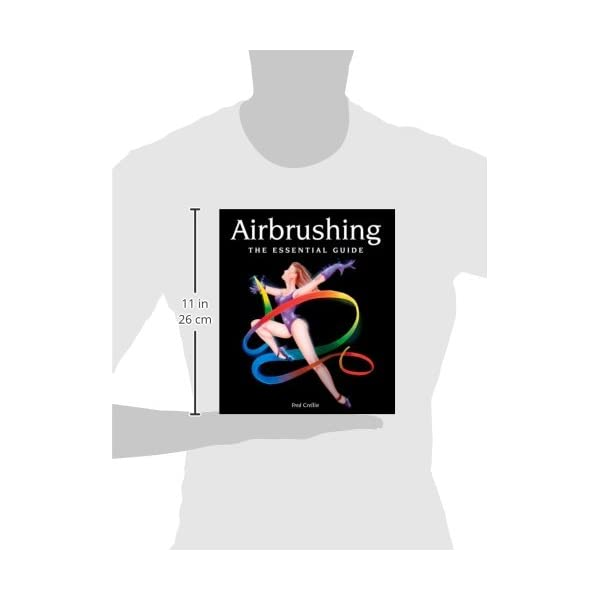 Airbrushing-The-Essential-Guide-Hardcover–April-1-2014