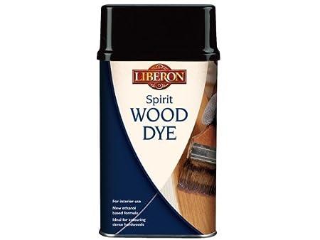 Liberon SDW1L 1L Spirit Wood Dye - Walnut LIBSDW1L B001GUA81O