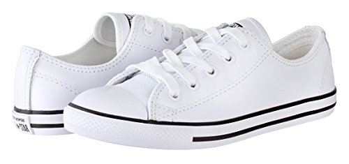 Pictures of Converse Women's Chuck Taylor Dainty Oxford C537108 3