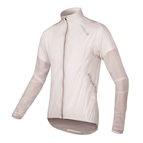 ENDURA FS260-Pro Adrenaline Cycling Race Cape White, Small