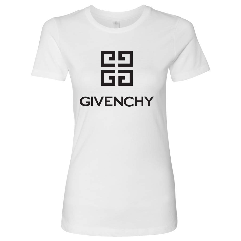 135e5ad82 Givenchy Logo Next Level Womens Shirt Print Handmade Delivery within 12-15  business days, Using UPS. Please contact to local post if you still have'nt  not ...