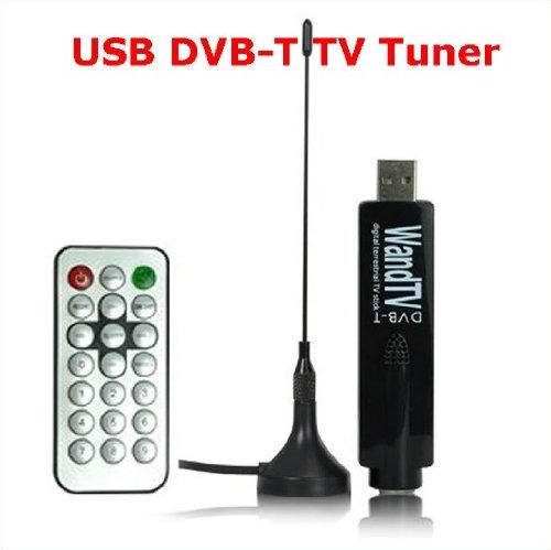 Amazon. Com: wandtv dvb-t digital usb stick hdtv tv tuner receiver.